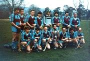 Balliemore Cup Winners 1986